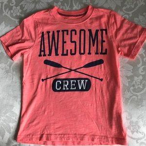 🌼Carter's Boys Graphic T-Shirt 5T